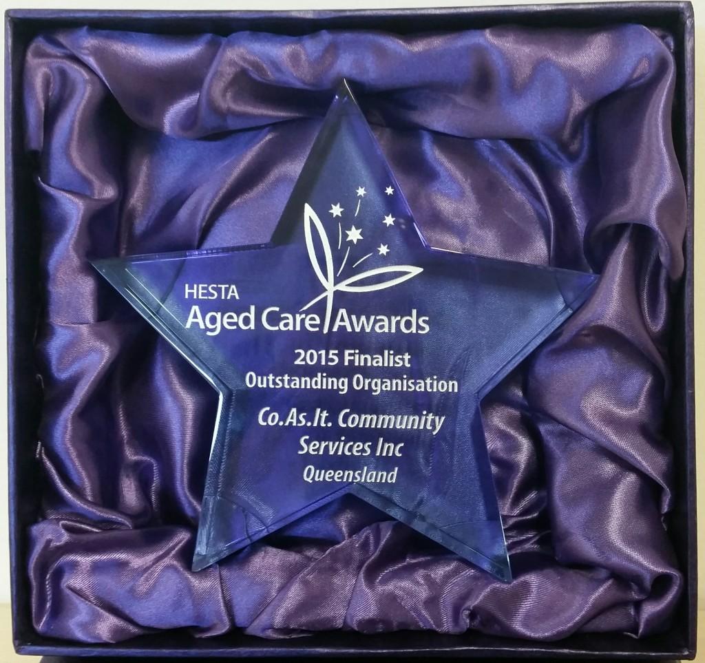 Hesta Finalist Award